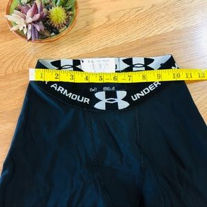 Under Armour Shorts - Under Armour compression heat gear bike shorts S